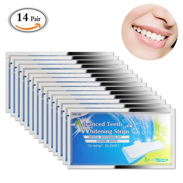 OR Pure Beauty Teeth Strips Tool Professional Teeth Whitening Strips Bright White Express Strips Save Removes Stains Fast Teeth Whitening Kit 14 Pair *** Check this awesome image  : Teeth Whitening
