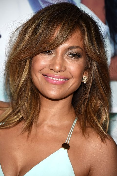 Celebrity Hairstyles - Jeniffer Lopez - YouTube