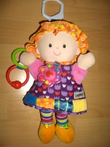 Bábika Emily na zavesenie za 7€