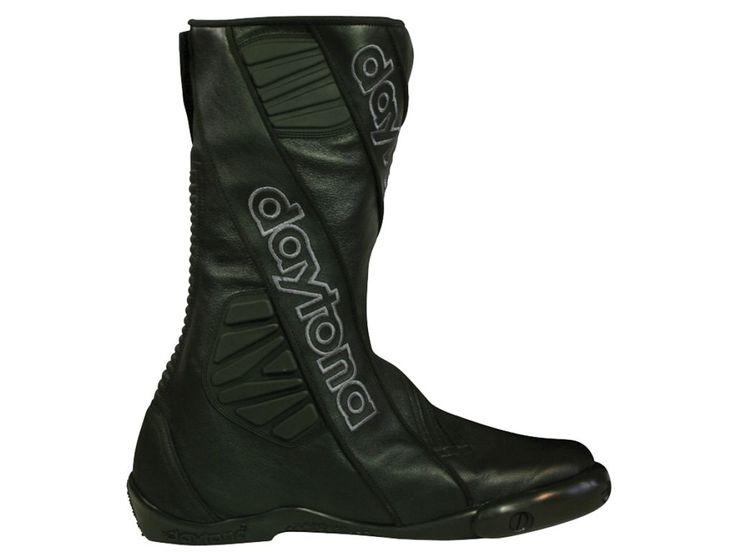Stiefel Daytona Security Evo G3 Racing schwarz schwarz 43 Motorradstiefel