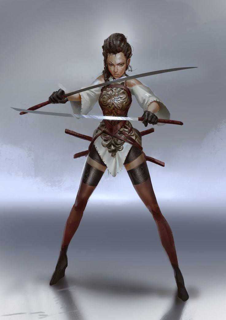 http://www.artstation.com/artwork/late-night-sword-lady