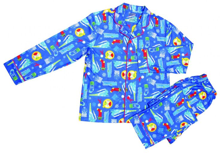 Official Polar Express Pajamas (Adult)                                                                                                                                                                                 More