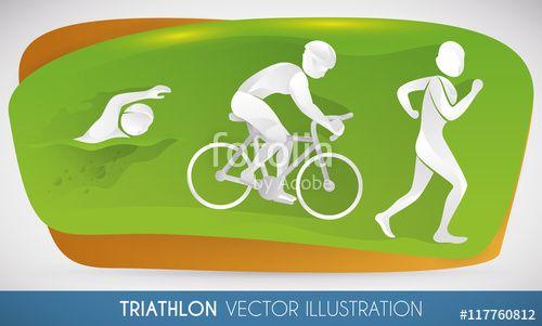 Design with Disciplines of Triathlon