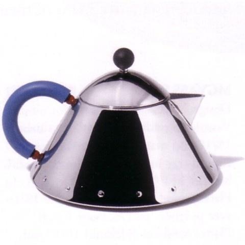 Allessi Michael Graves teapot
