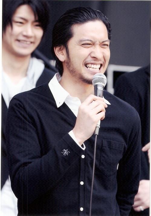 長瀬 智也(Nagase Tomoya)