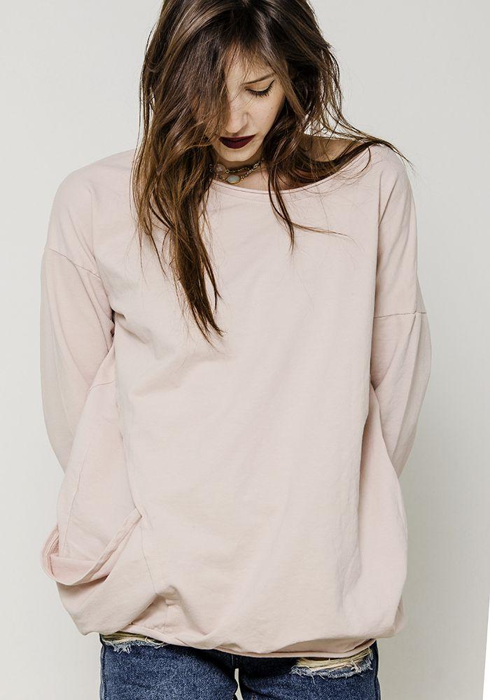 Azalea Serene Sweatshirt  by myfashionfruit.com
