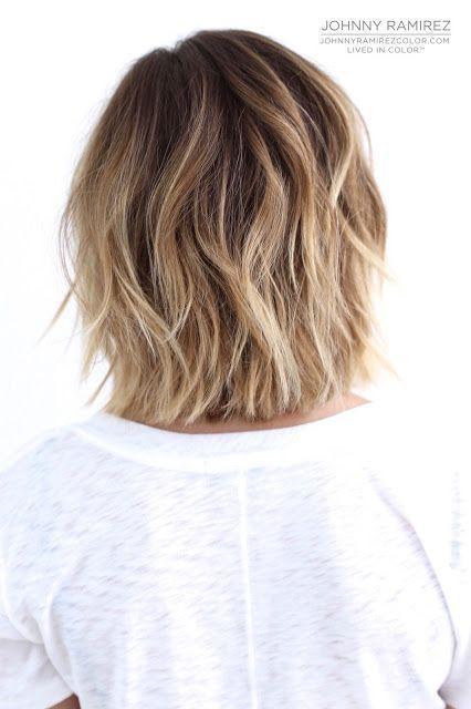 kurze Frisuren - meine Haarfarbenkreation