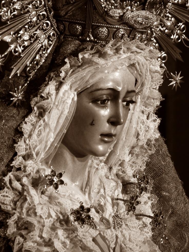 Virgen de La Macarena. Seville, Spain