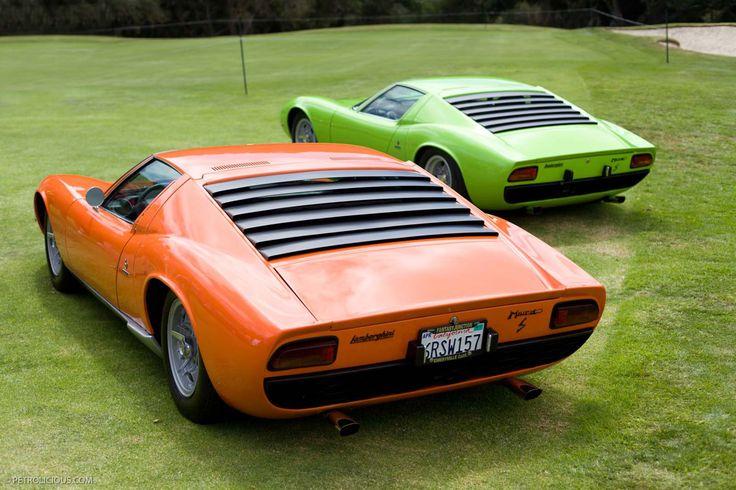 664 Best Lamborghini Miura Images On Pinterest