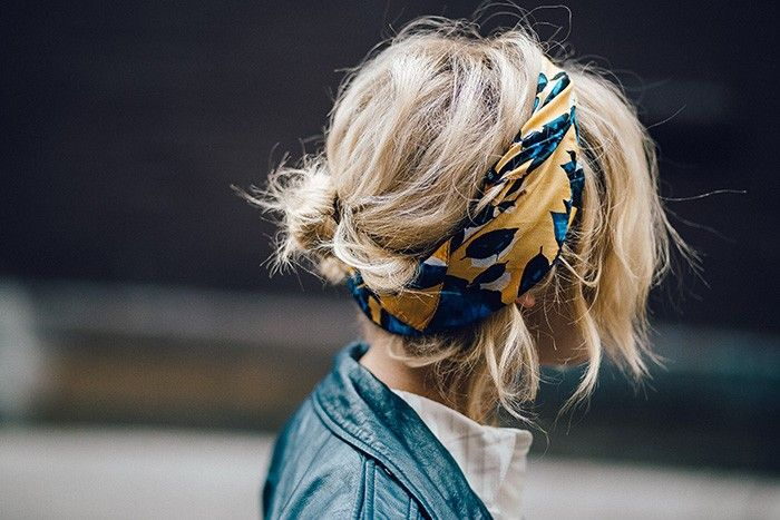 3 Outfits That Prove Your Hair Is the Ultimate Accessory via @WhoWhatWear