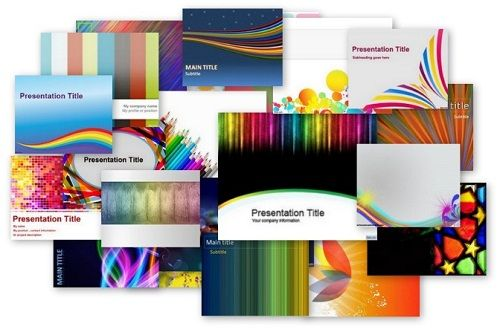 Download free powerpoint templates.
