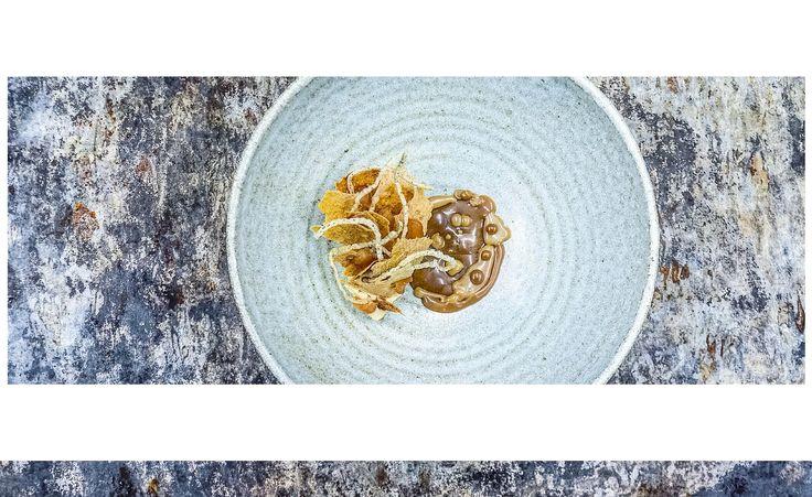 Turnip ✖️ Salty caramel ✖️ Rye