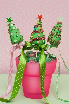 Cake Pops | Zeit: 1 Std. 25 Min. | http://eatsmarter.de/rezepte/cake-pops-8