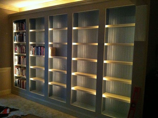 Diy Bookshelf Design
