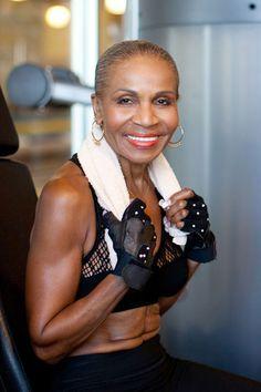 Ernestine Shepherd, the 77-Year-Old Bodybuilder
