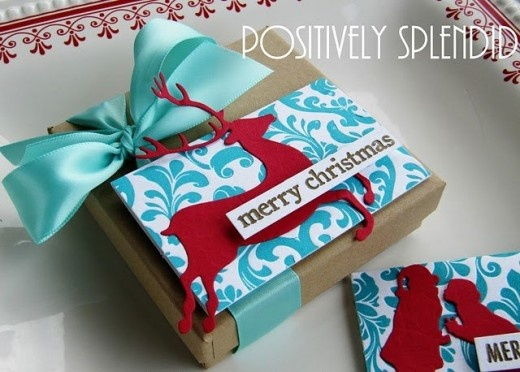 : Holiday Gift Tags, Gift Wrapping, Holidays, Wrapping Ideas, Christmas Tag, Holiday Gifts, Christmas Gift, Christmas Ideas