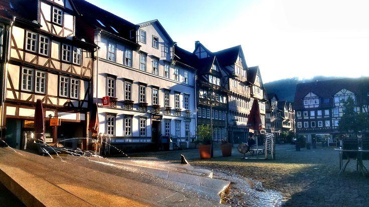 Hannoversch Münden in Niedersachsen