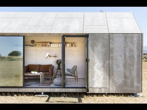 Portable Home APH80 Prefab Cabin For Nomads