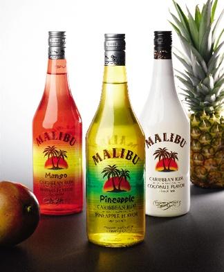 MALIBU Coconut Rum Original