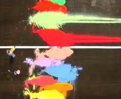 action painting - Recherche Google