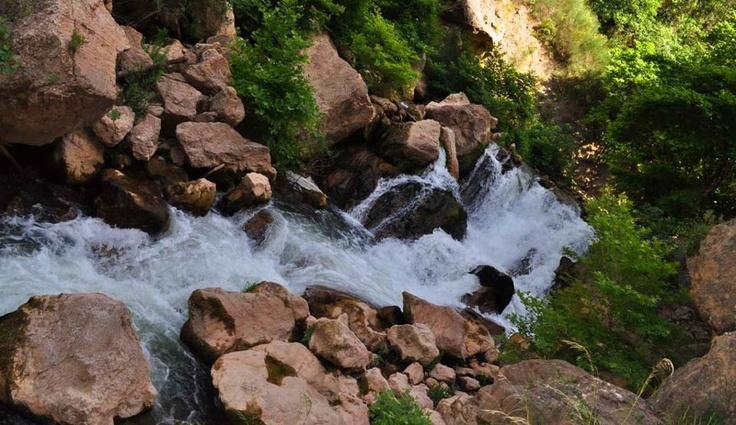 Vouraikos, Peloponnese, Greece (more images at http://www.gogreecewebtv.com)