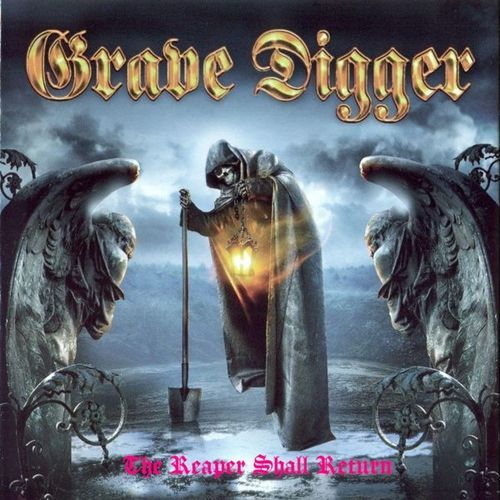 Grave Digger - The Reaper Shall Return (B' Sides & Singles Collection) (2016)