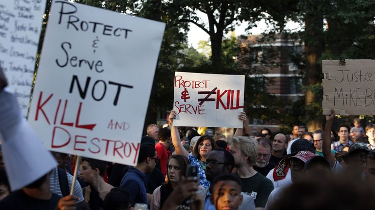 The U.K's Solution to Police Brutality Is Something the U.S. Would Never Consider