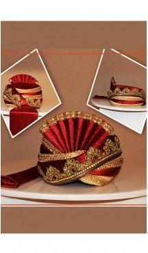 Velvet Fabric Maroon Color Wedding Turban Mens | FH465172508 #turban #punjabi #wedding #shaadi #groom #bride #england #destinationwedding #turbanstyle #weddingturban #weddingturbanstyle #pagh #IndianWedding #PakistaniWedding #Pagri #sehra #mensfashion #turbanista #goomsturban #royalweddingturban #BaratiPagri #weddingpagrifobarati #rajasthanipagriforgroom #SadiShehra #Jamadani #men #groom #designs #redweddingturban, #heenastyle... ----- > Follow us @heenastyle