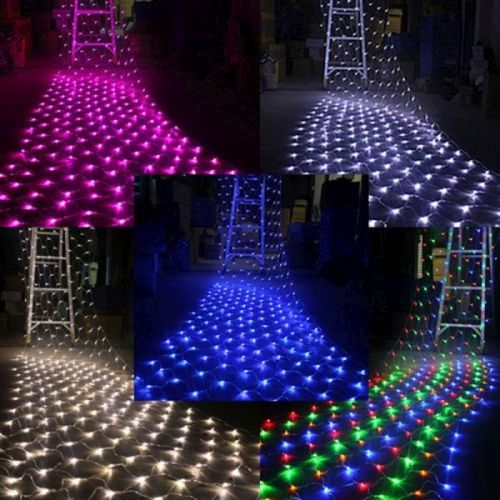 LED Net Fairy Lights, 4.5 x 1.6m, 320 LEDs | Buy Recently Purchased