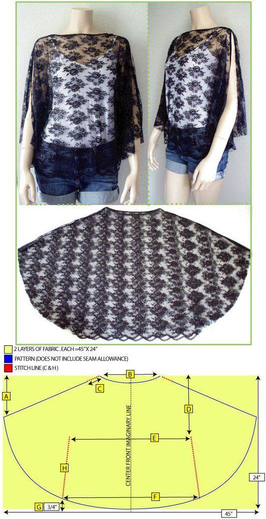 Pattern Free Blouse