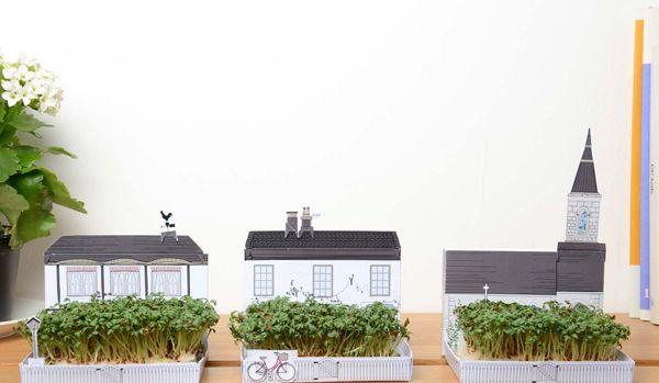 miniatureGardens Boxes, Secret Gardens, Matchcarden, Little Gardens, Minis Gardens, Matching Boxes, Design, Hello Polly, Miniatures Gardens