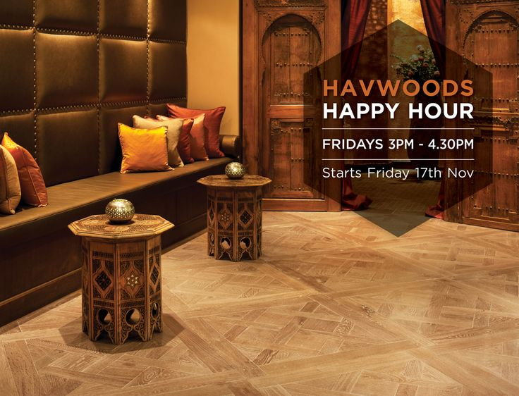 Hav' a drink with Havwoods this Friday in our Sydney showroom! See our brand new Versailles range of products and take away free hand samples - perfect for incorporating in to your mood boards for your next project!