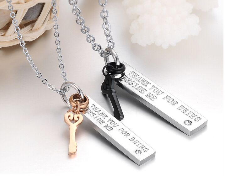 Necklaces for lovers/ couples