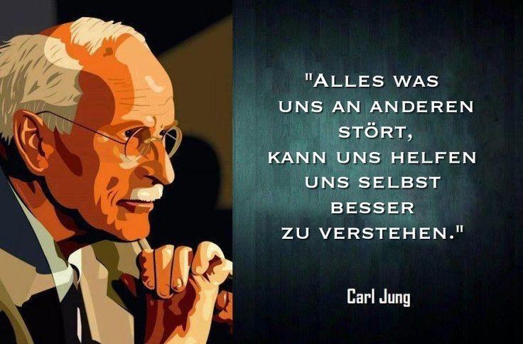20 tiefgründige Zitate von Carl Jung, die dir helfen dich selbst besser zu verstehen