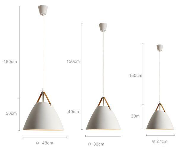 Labeeno Leather Strap Pendant Lamp Pendant Lamp Lamp Lamp Design