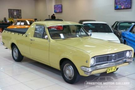 1970 Holden Belmont HT Beige 3 Speed Manual Utility   Cars, Vans & Utes…