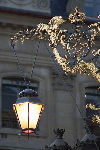 Le luxe est dans les détails. Paris, France.