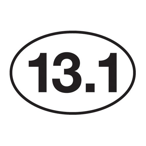 Half MarathonFitness Health, Buckets Lists, 13.1 Stickers, Half Marathons, Fitness Equipment, Motivation, 1 2 Marathons, Fitness Workout, 13 1