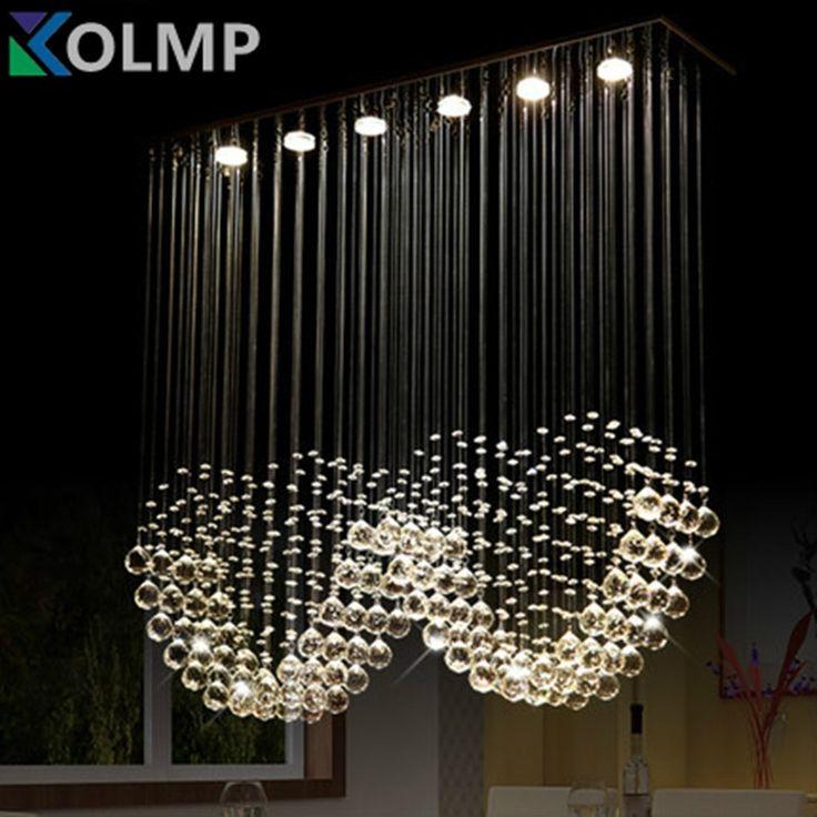 Black String Shade Chandelier 496 P Jpg: 17 Best Ideas About Modern Crystal Chandeliers On