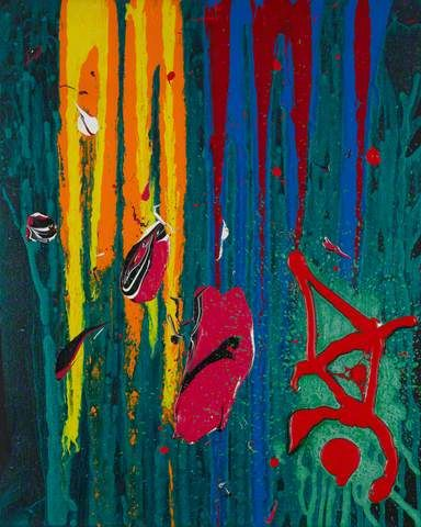 Your Paintings - John Hoyland paintings