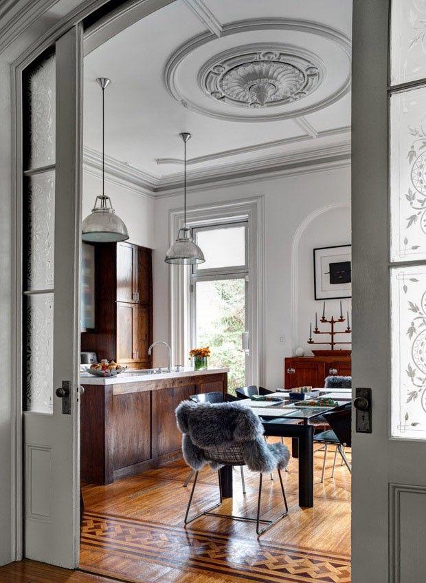 Os (quase) famosos de Brooklyn Heights - Casa Vogue   Casas