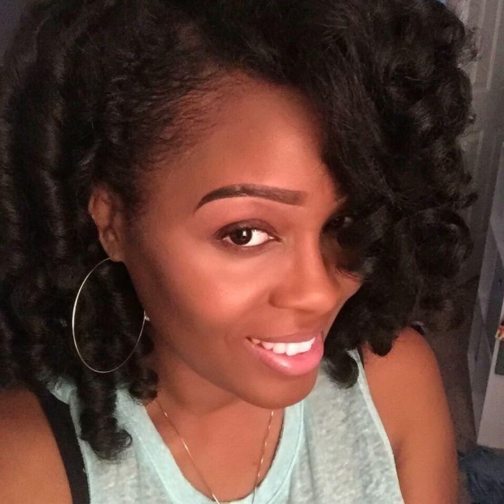 Jamaican Bob Hairstyle: Crochet Braids In Jamaican Bounce 4 Packs Of Hair. This