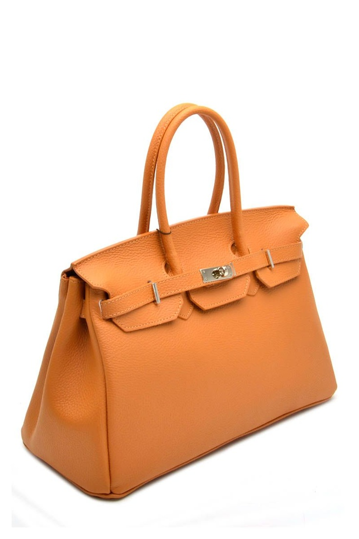 Kelly Big Bag (Leather) from Bright on Brandsfever