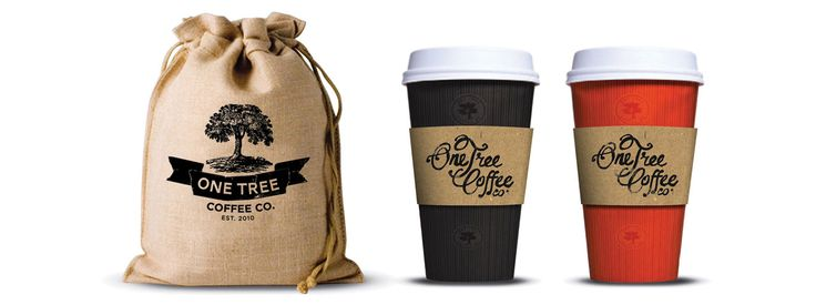 One Tree Coffee Co. - Sydney Graphic Design and Branding: Boheem in Surry Hills