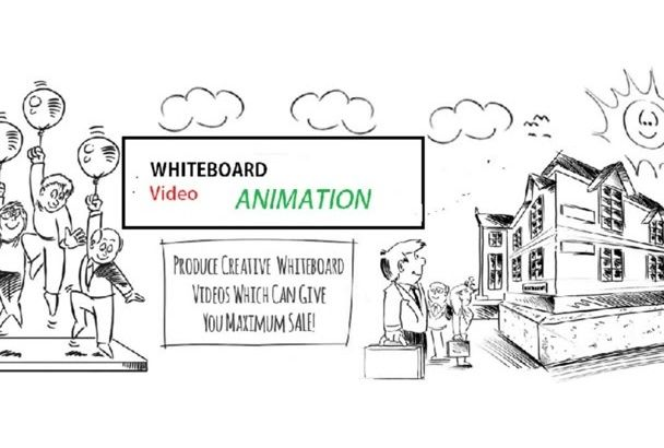 how to create whiteboard animation in after effects