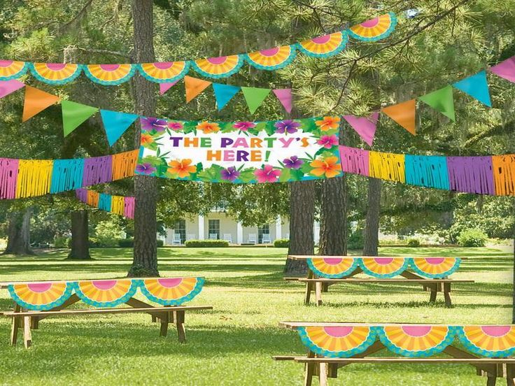table and chair ideas for yard party - Google Search