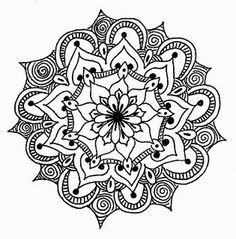 Worksheet. 30 best flor de loto images on Pinterest  Mandalas Drawings and