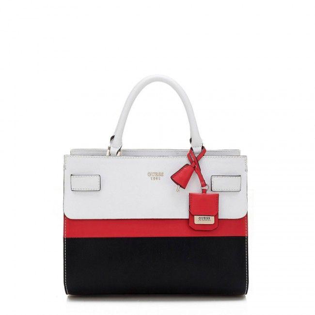 Guess Cate multicolor handbag MR6216060 - #guess #bags #handbags #fashion #glamour #borse #women #donne #donna #moda #stile