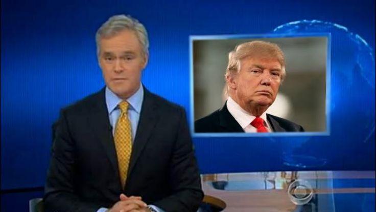 CBS News Reporter Wants Trump Dead