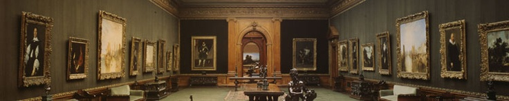 The West Gallery of The Frick Collection